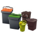 waste containers & recycling