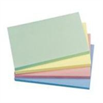 Q-CONNECT KF01349 Rectangle Multicolour 100sheets self-adhesive note paper