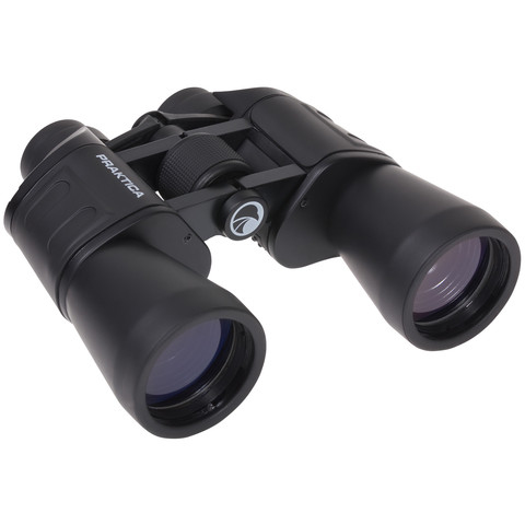 Praktica Falcon 10x50 Binoculars BK-7 Black binocular