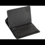 Sandberg 406-02 Bluetooth Black mobile device keyboard