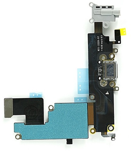 TARGET IP6PCHGFLC mobile phone spare part Black,Blue