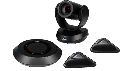 AVer VC520 Pro Teams video conferencing system 2 MP Ethernet LAN Group video conferencing system