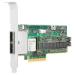 HP Smart Array E500/256 2-ports Ext PCIe x8 SAS Controller