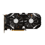 MSI GeForce GTX 1060 6GT OCV1 6 GB GDDR5