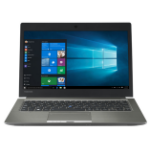 "Toshiba Portégé Z30-C-16K Grey, Metallic Notebook 33.8 cm (13.3"") 1920 x 1080 pixels 2.3 GHz 6th gen Intel® Core™ i5 i5-6200U 3G 4G"