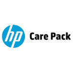 HP eCare Pack 3 year 4 hour response for HP LaserJet M725 MFP hardware support 8am-9pm standard busines
