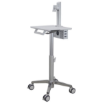 Ergotron SV10-1300-0 desktop sit-stand workplace