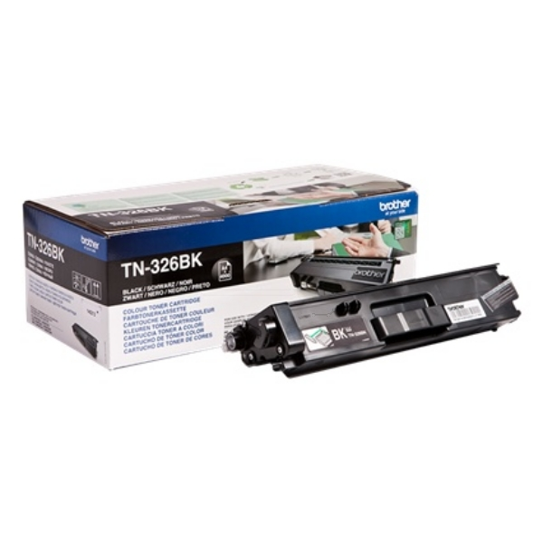 Brother TN-326BK Toner black, 4K pages