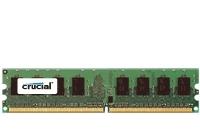 Crucial DDR2 PC2-5300 DIMM 2GB 2GB DDR2 667MHz memory module CT25664AA667