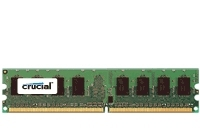 Memory 2GB 240-pin DIMM DDR2 667MHz Pc2-5300 (CT25664AA667)