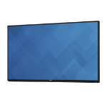 "DELL UltraSharp U2417H 23.8"" Full HD LED Matt Flat Black computer monitor"