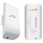 Ubiquiti Networks LOCOM2-AU network extender Network transmitter & receiver 10,100 Mbit/s White