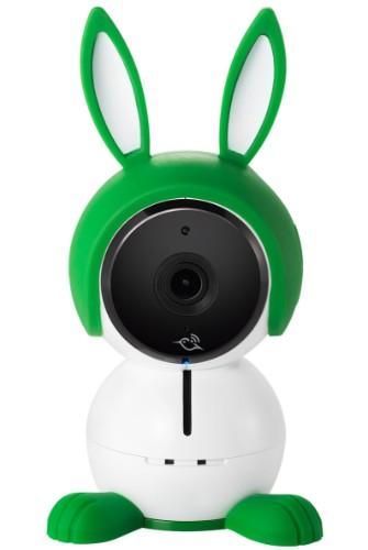 Netgear ABC1000 IP security camera Indoor Cube Green, White 1920 x 1080 pixels