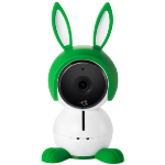 Netgear ABC1000 IP security camera Indoor Cube Green, White 1920 x 1080pixels