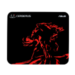 ASUS Cerberus Mat Mini Black, Red mouse pad