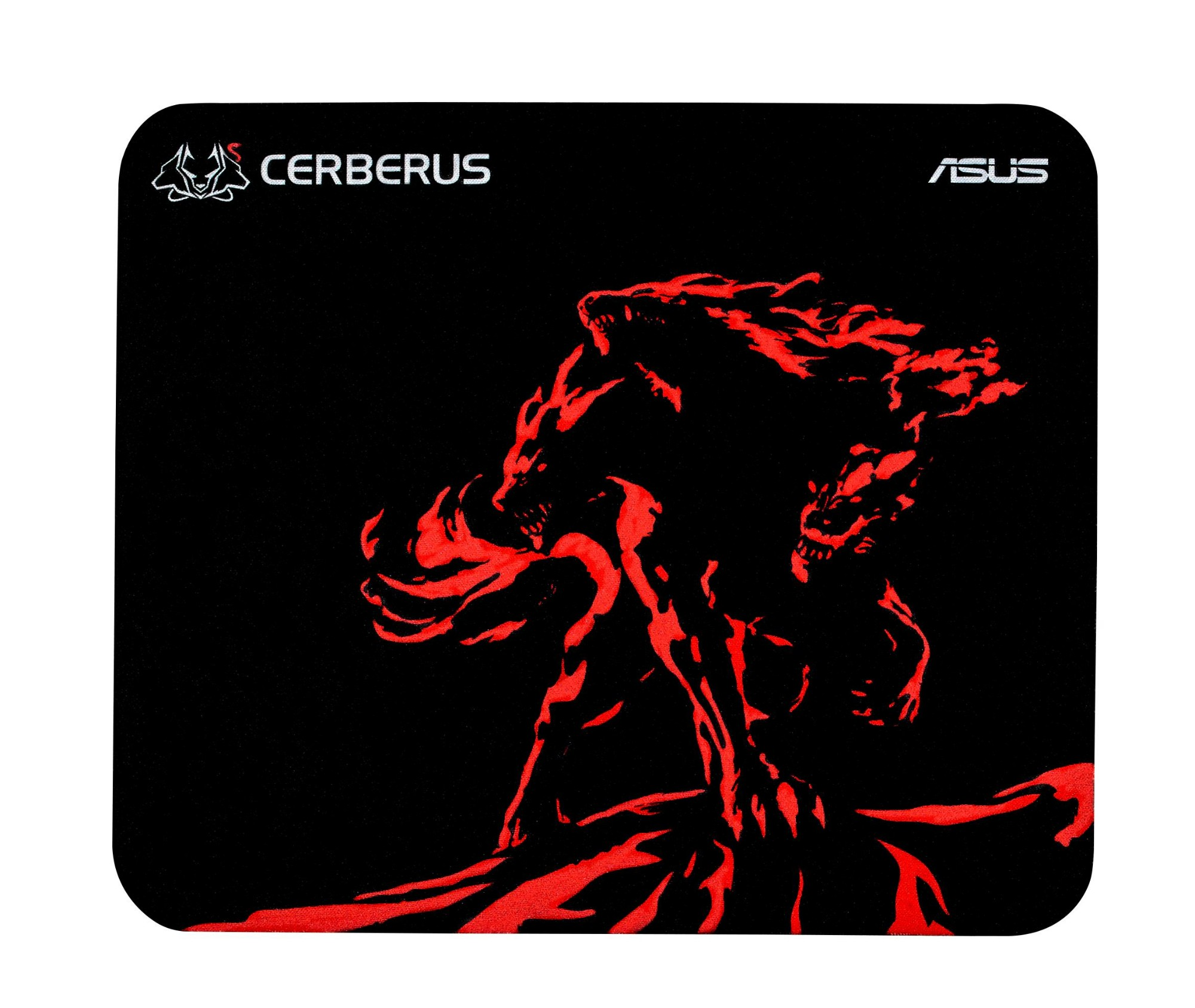 ASUS Cerberus Mat Mini Black, Red
