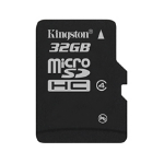 Kingston Technology 32GB microSDHC 32GB MicroSDHC memory card