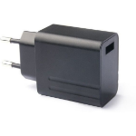 CoreParts 12W USB Power Adapter Indoor Black