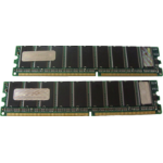 Hypertec 512MB PC2700 0.5GB DDR 333MHz ECC memory module