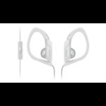 Panasonic RP-HS34ME In-ear Binaural Wired White mobile headset