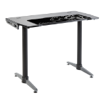 X Rocker 2020006 computer desk Grey