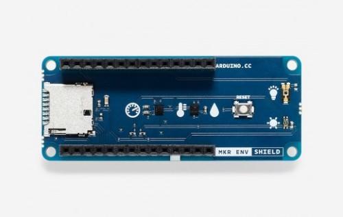 Arduino ASX00011 temperature transmitter Outdoor