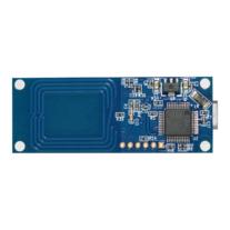 Small Nfc Module Reader 13.56 MHz Contactless Tech