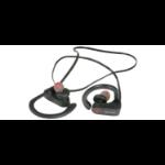 AV Link 100.555UK Black Intraaural Ear-hook headphone