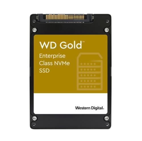 "Western Digital WD Gold 2.5"" 3932.16 GB Serial ATA III NVMe"