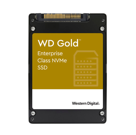 Western Digital WD Gold 3932,16 GB U.2 NVMe
