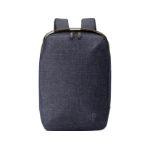HP Renew 15 backpack Casual backpack Blue Fabric