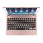 Brydge BRY8004 Bluetooth QWERTY English Rose Gold mobile device keyboard