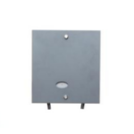 TC Installations TCENC141 Polyester,Steel Grey device-holder box