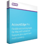 MYOB Account Edge Pro for MAC users Only