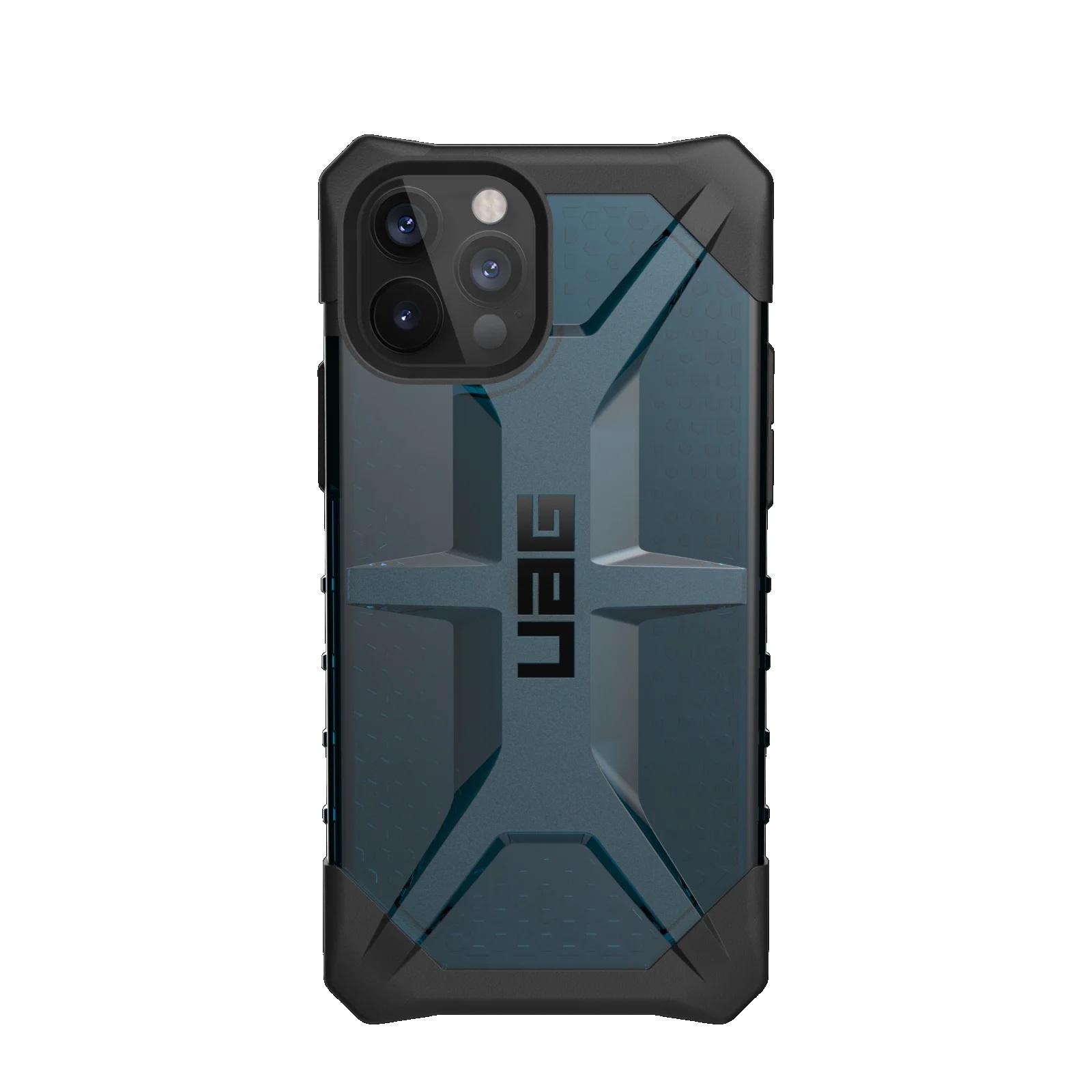 "Urban Armor Gear APPLE MILLENIUM 2 PLASMA ACCS funda para teléfono móvil 17 cm (6.7"") Negro, Azul, Transparente"