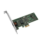 Intel Gigabit CT Desktop Adapter PCI-express - Bulk packed, 20-Pack 1000Mbit/s networking card