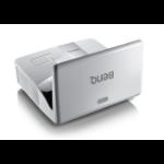 Benq MW843UST Desktop projector 3000ANSI lumens DLP WXGA (1280x800) 3D White data projector