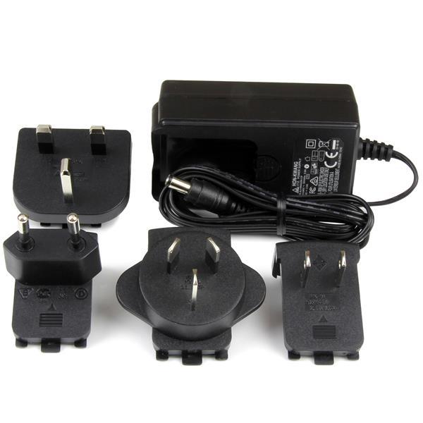 StarTech.com DC Power Adapter - 9V, 2A