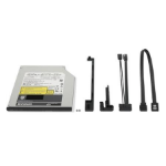 Lenovo 4XA0Q12897 optical disc drive Internal Black, Grey DVD-ROM
