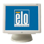 "Elo Touch Solution 1523L 15"" 1024 x 768pixels Tabletop White touch screen monitor"