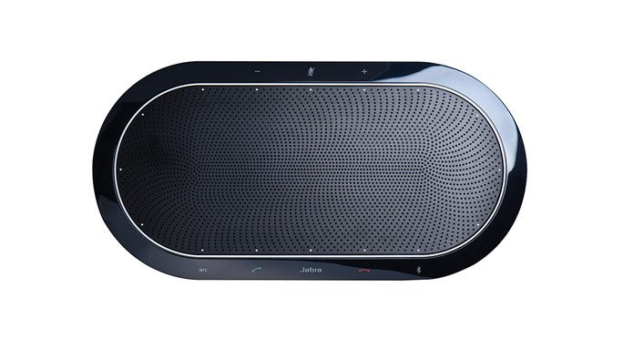 Jabra SPEAK 810 MS Universal Black speakerphone