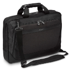 "Targus CitySmart 39.6 cm (15.6"") Briefcase Black, Grey"