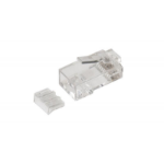 Lanview LVN125418 wire connector RJ45 Transparent
