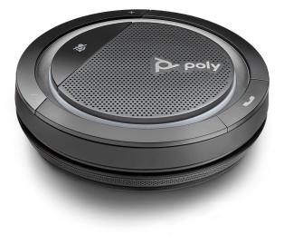 POLY CALISTO 5300 speakerphone Mobile phone Black