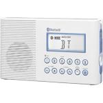 Sangean H202 Portable Digital Blue,White radio