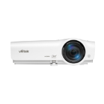 Vivitek DW284-ST data projector Desktop projector 3600 ANSI lumens DLP WXGA (1280x800) 3D White