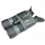 LUNA OPTICS LN-NVB5 night vision device (NVD) Binocular Black, Green