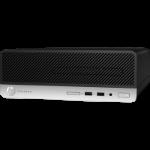 HP 400 ProDesk G6 SFF, i7-9700, 8GB, 1TB, W10P64, 1-1-1 (Replaces 4VS58PA)