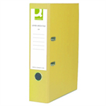Q-CONNECT KF20023 folder A4 Yellow