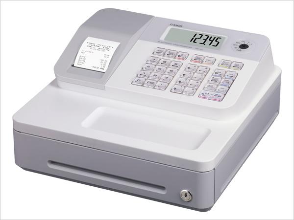 CASIO SE-G1 CASH REGISTER LCD